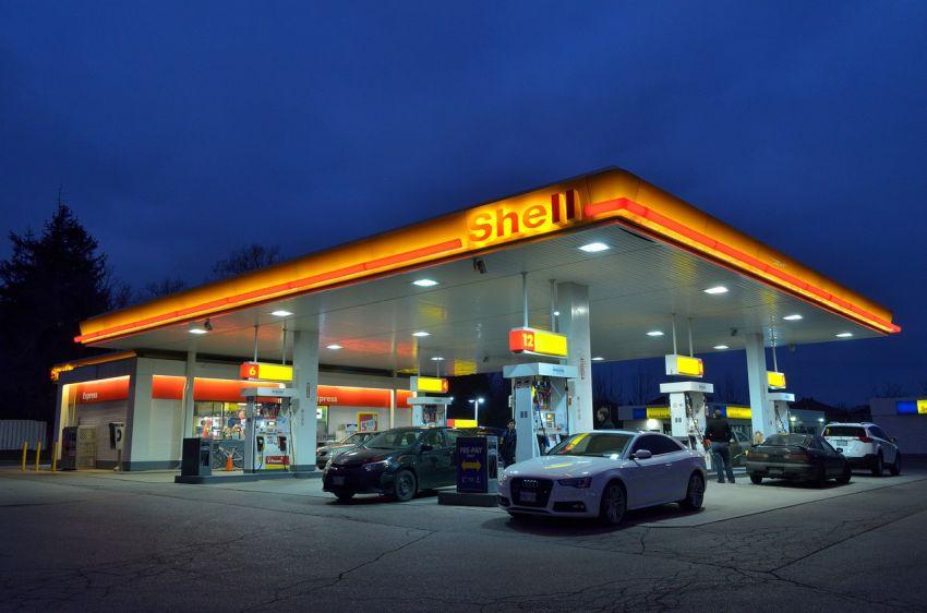 nafta cena